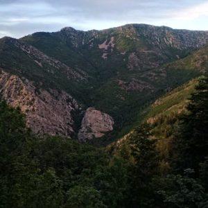 Malan's Peak by Avid Amiri